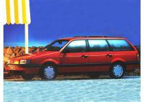 VOLKSWAGEN Passat  Variant 1.6 turbo GL