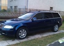 VOLKSWAGEN Passat  Variant 1.9 TDI Business 4-Motion