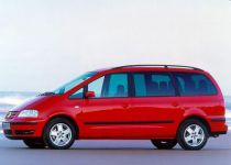 VOLKSWAGEN Sharan  1.9 TDI Basis - 96kW