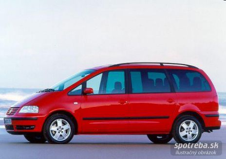 VOLKSWAGEN  Sharan 1.9 TDI Highline