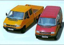 VOLKSWAGEN Transporter 2.5 TDI KR - 75.00kW [1997]